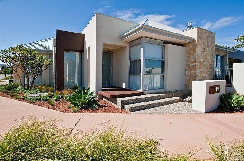 Piedras para fachadas de casas fachada con piedra laja - Piedra artificial para fachadas ...