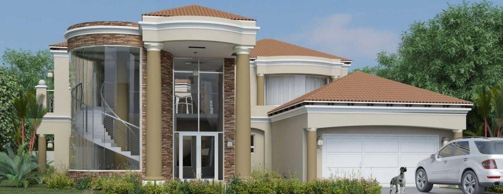 fachadas-de-casas-modernas-con-doble-cochera