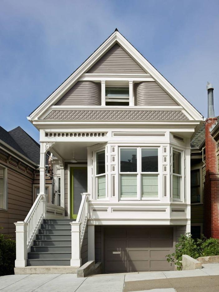 Ver fachadas de casas fachadas de casas estilos de - Bodegas en sotanos de casas ...