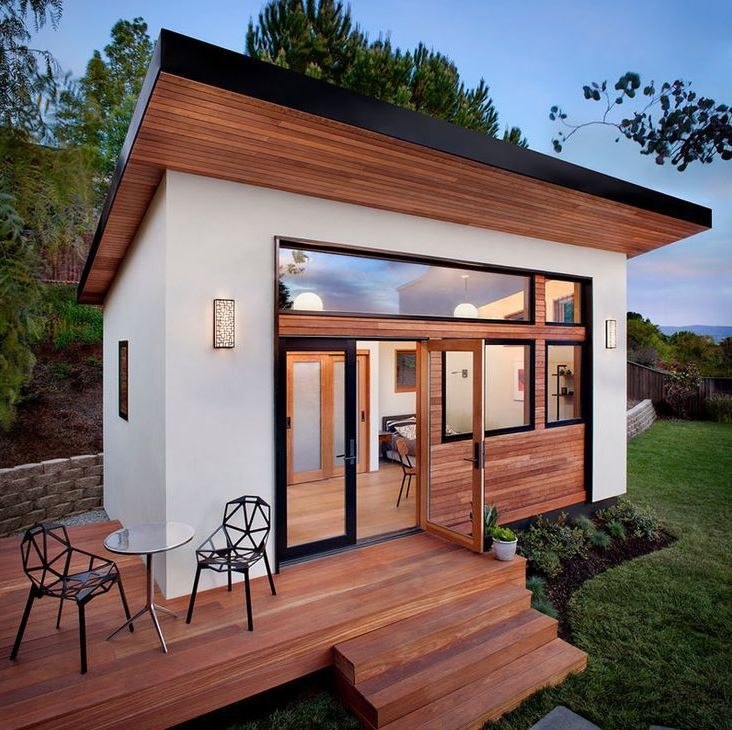 fachada-de-casa-pequena-con-madera