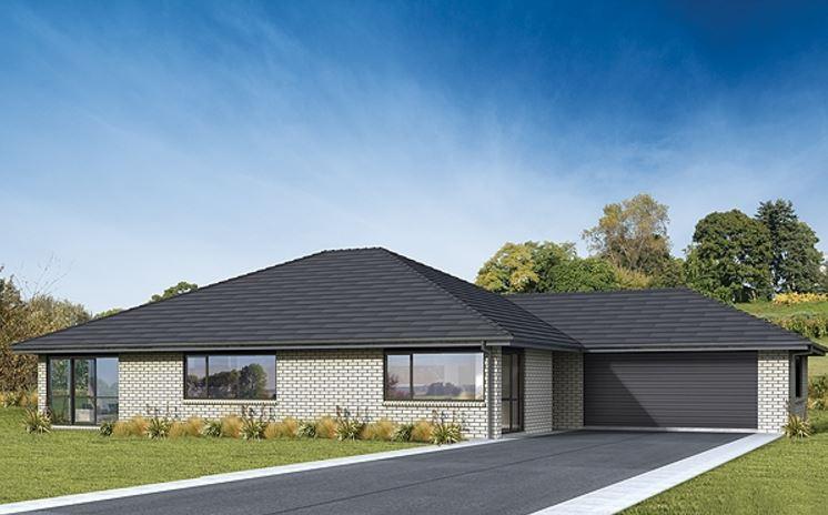 Casas de campo con ladrillos vistos for Imagenes de techos de casas modernas