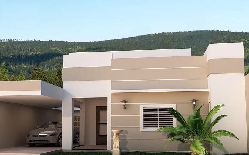 fachadas-de-casas-de-una-planta-con-garaje-abierto