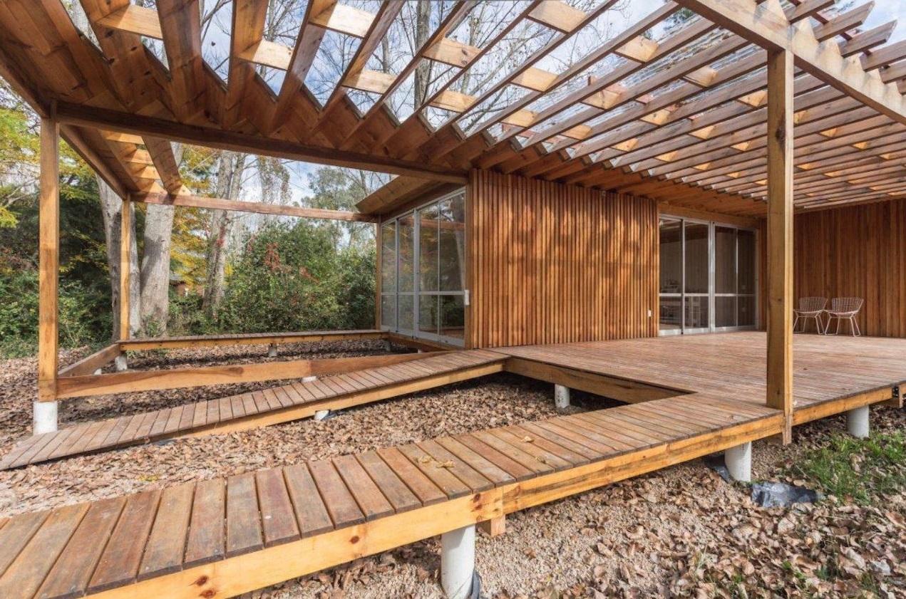 Fachadas de casas de madera - Ver casas de madera ...