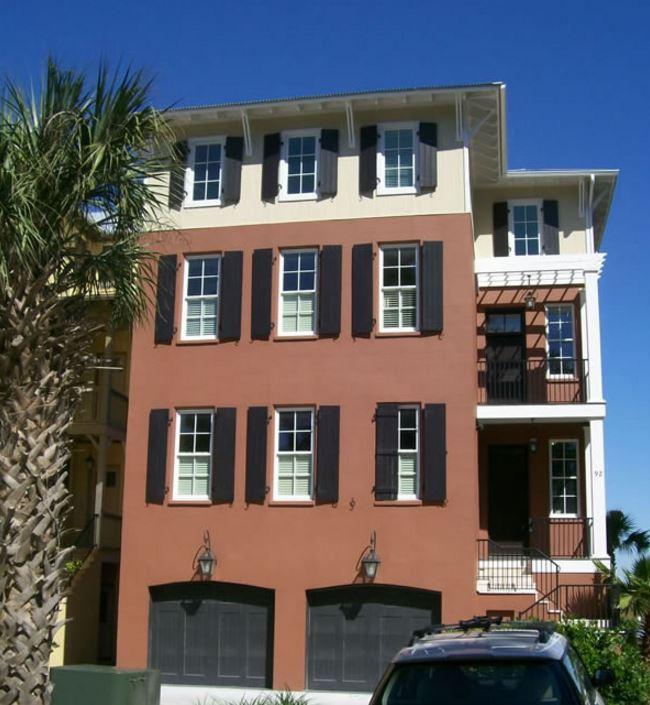 Contrafachadas de casas for Fachadas de casas segundo piso