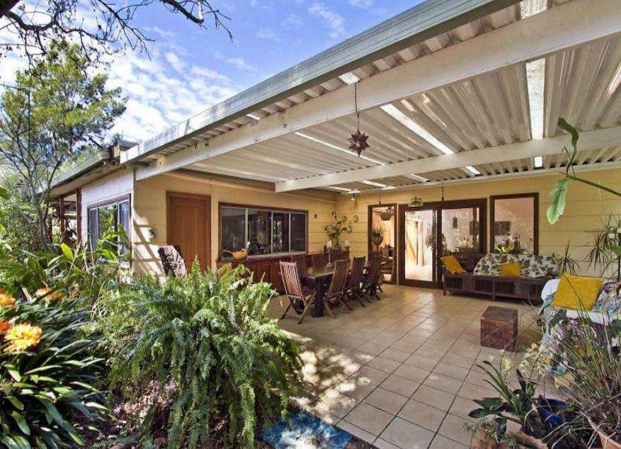 Quinchos modernos Kitchen garden design australia