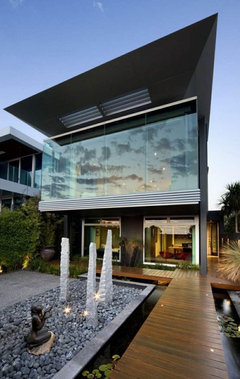 Ver fachadas de casas fachadas de casas estilos de for Fachadas oficinas minimalistas