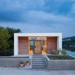 50 casas con techo plano