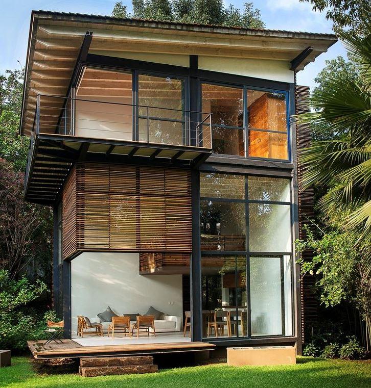 Consejos sobre fachadas - Casas de madera natural ...