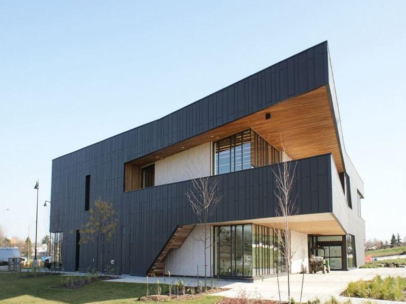 Fachadas de casas modernas for Colores de techos de casas