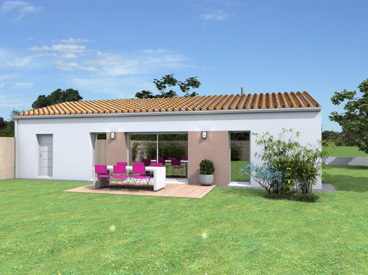 Fachadas de casas de 80 metros cuadrados for Casas modernas de 80 metros