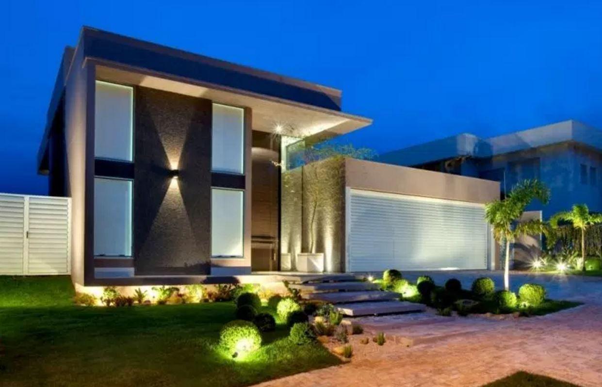 Ver fachadas de casas fachadas de casas estilos de - Entradas casas modernas ...