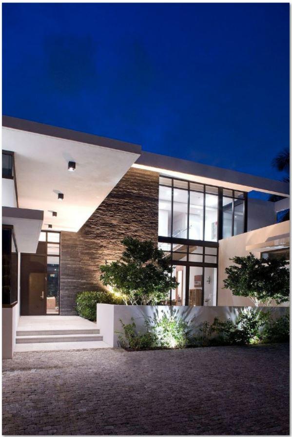 Ver fachadas de casas fachadas de casas estilos de for Casas con piedras en la fachada