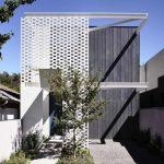 Fachadas de casas modernas de 5 metros de frente