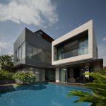 Fachadas de casas volumétricas – 15 Hermosos diseños