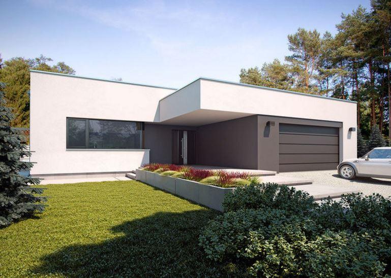 Ver fachadas de casas fachadas de casas estilos de - Fachadas de casas modernas 1 piso ...