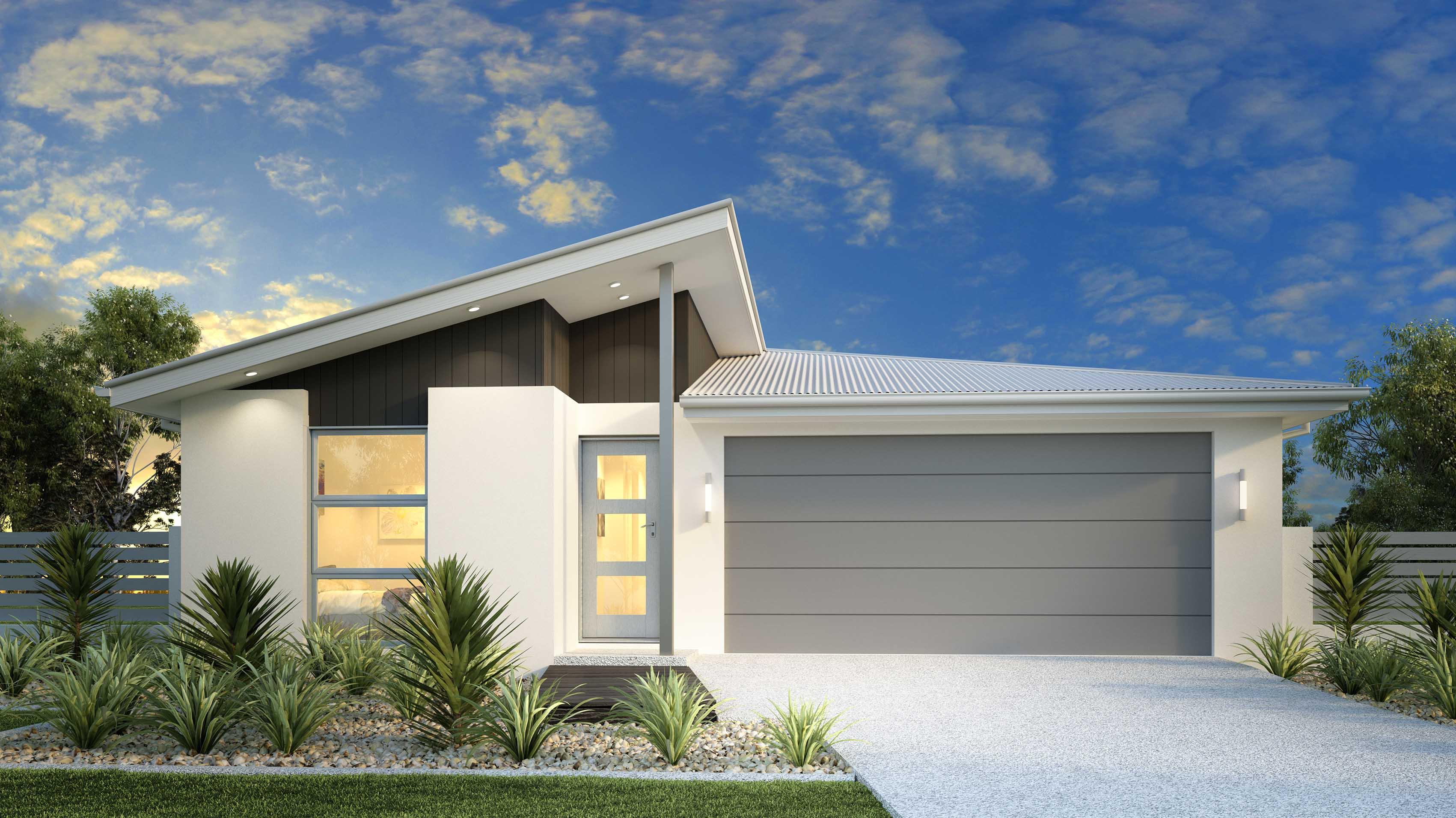 Ver fachadas de casas fachadas de casas estilos de for Disenos de exteriores para casas pequenas