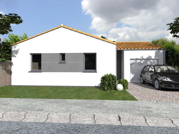 Ver fachadas de casas fachadas de casas estilos de for Modelos techos para garage