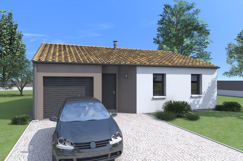 fachadas de casas de 80 metros cuadrados