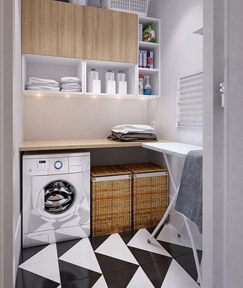 Modelos de lavaderos para casas for Patio con lavadero