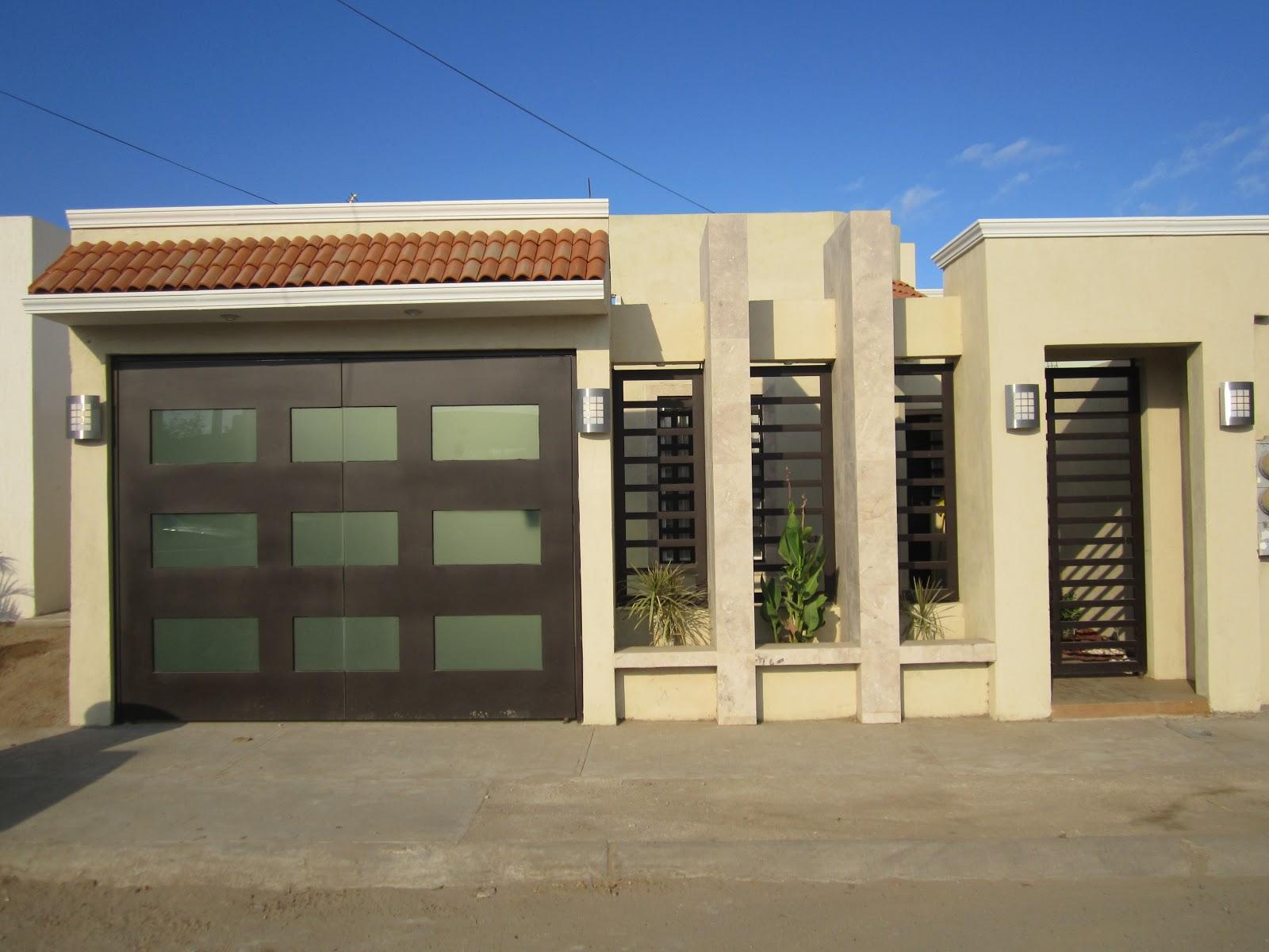 Disenos de bardas related keywords disenos de bardas - Casas con chimeneas modernas ...