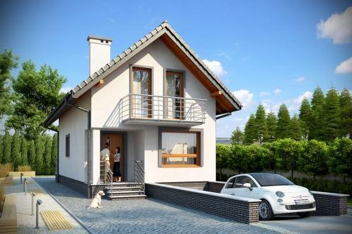 Fachadas de casas modernas - Rejas para balcones ...