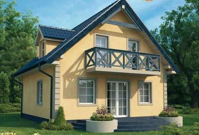 Barandas para balcones y terrazas Balcones madera exterior