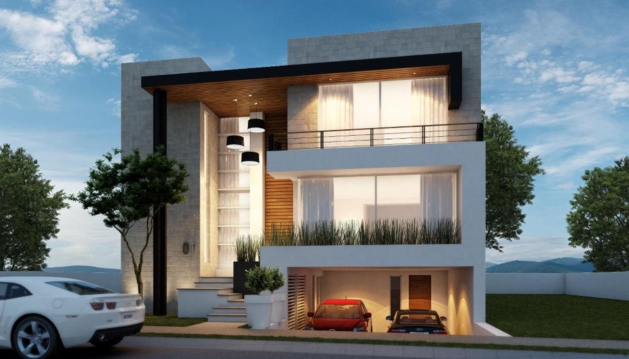 Modelos de casas casas y fachadas holidays oo for Modelos de fachadas de casas