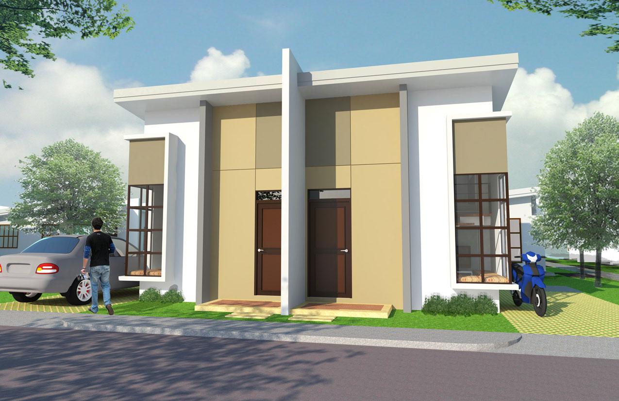 Fachadas de casas de 1 piso for Casas chicas pero bonitas