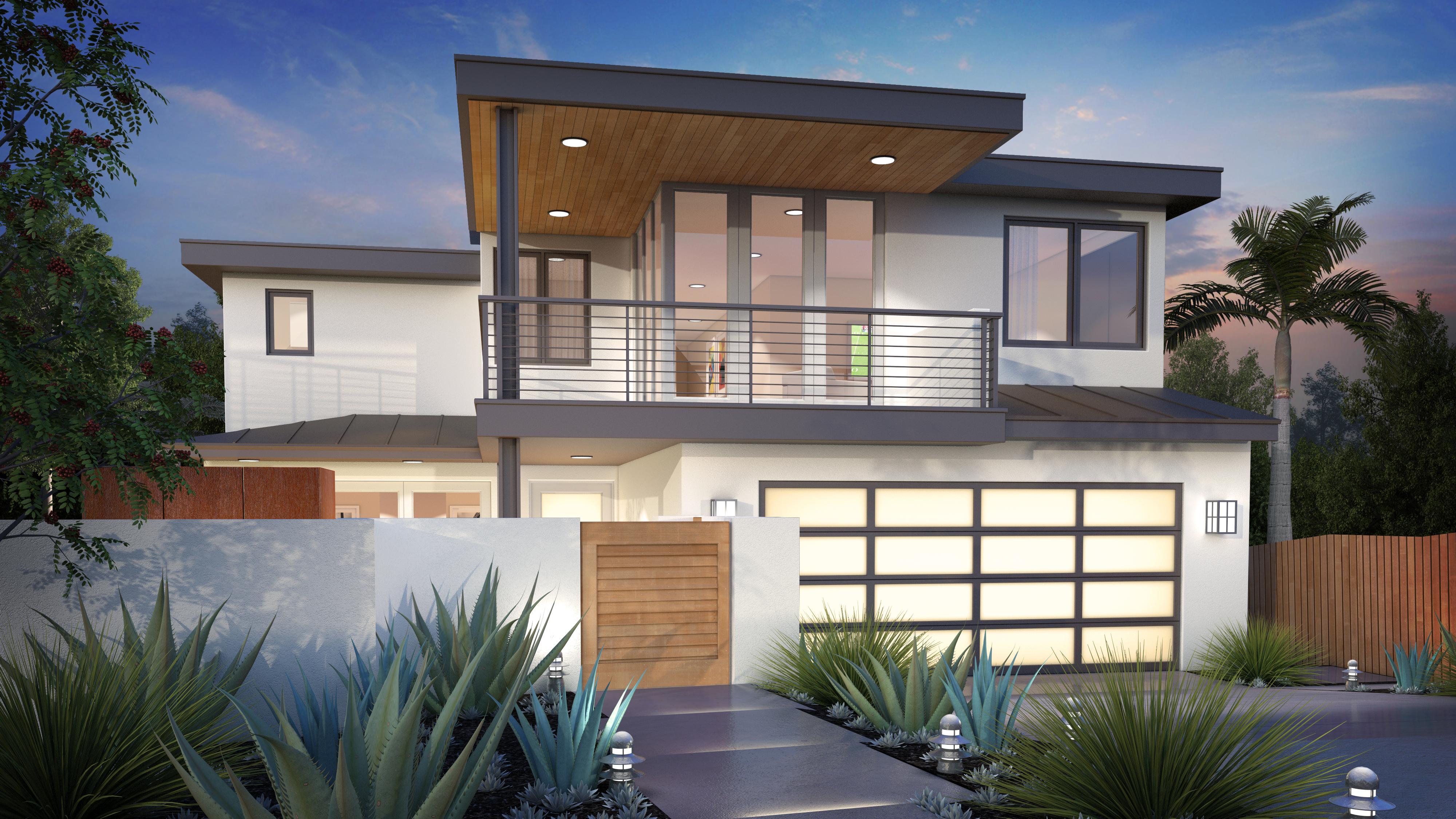 Frentes de casas for Frentes de casas modernas de dos pisos