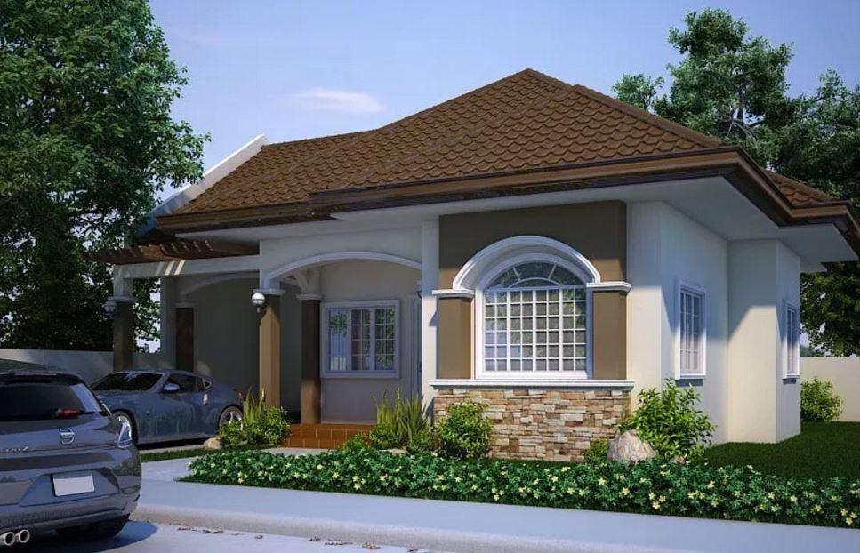 Modelos de fachadas de casas con arcos fachada de casa for Modelos de fachadas