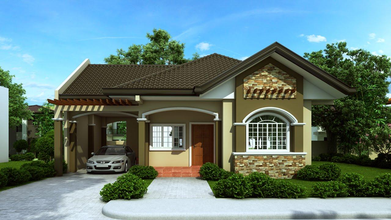 Fachadas de casas sencillas for Fachadas de casas de un piso