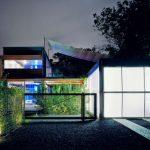 Modelo de casa campestre moderna