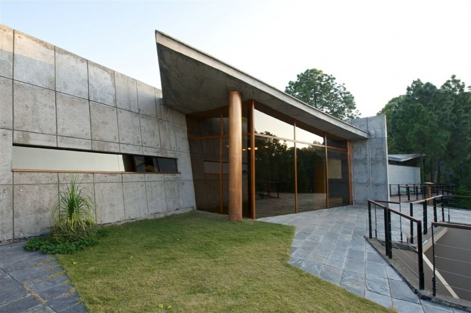 Fachadas de casas prefabricadas de hormigon for Cement house plans