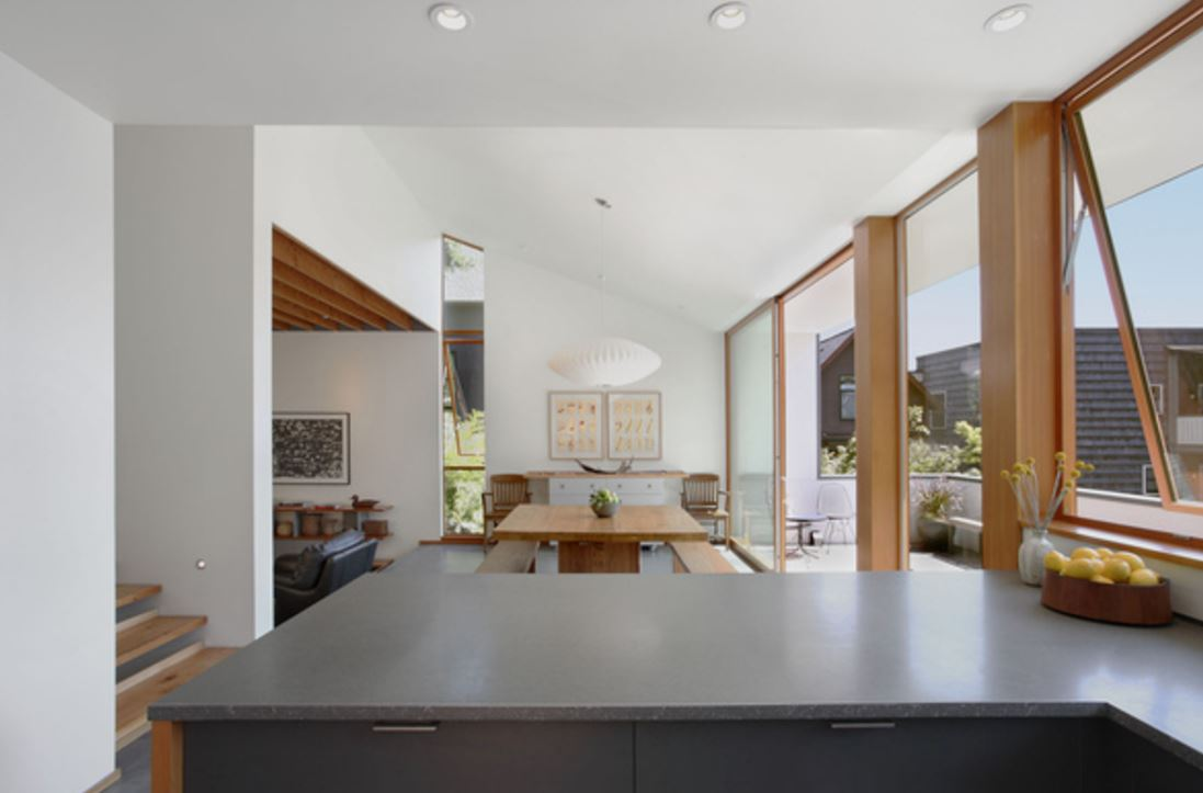 Aberturas para fachadas - Luces para cocina ...