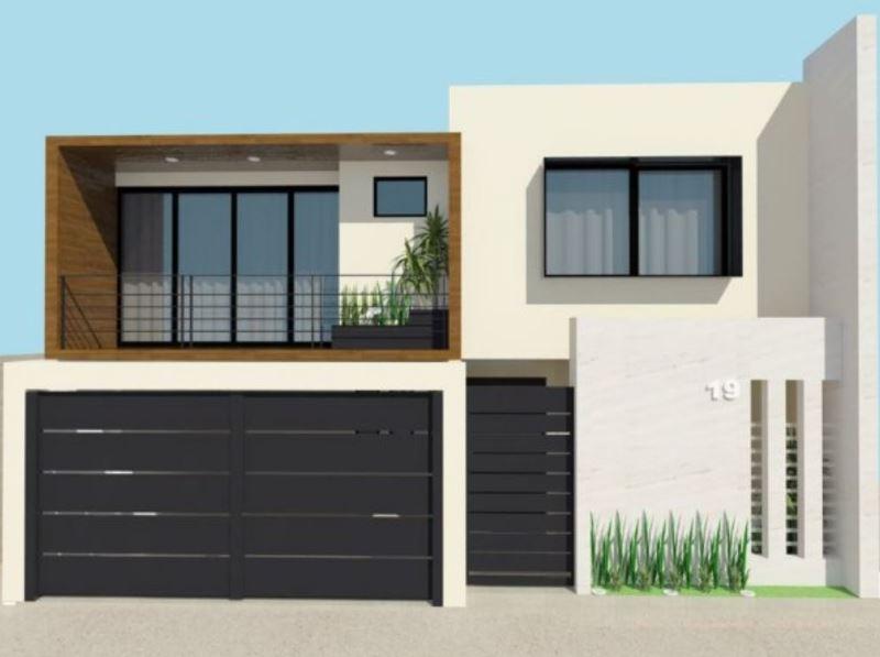 Imagenes de casas tipo duplex - Decoracion de fachadas ...