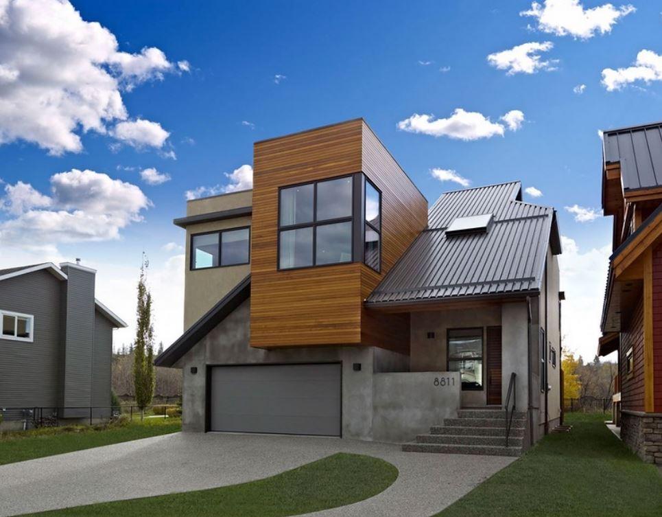 Escaleras para exteriores for Escaleras de metal exteriores