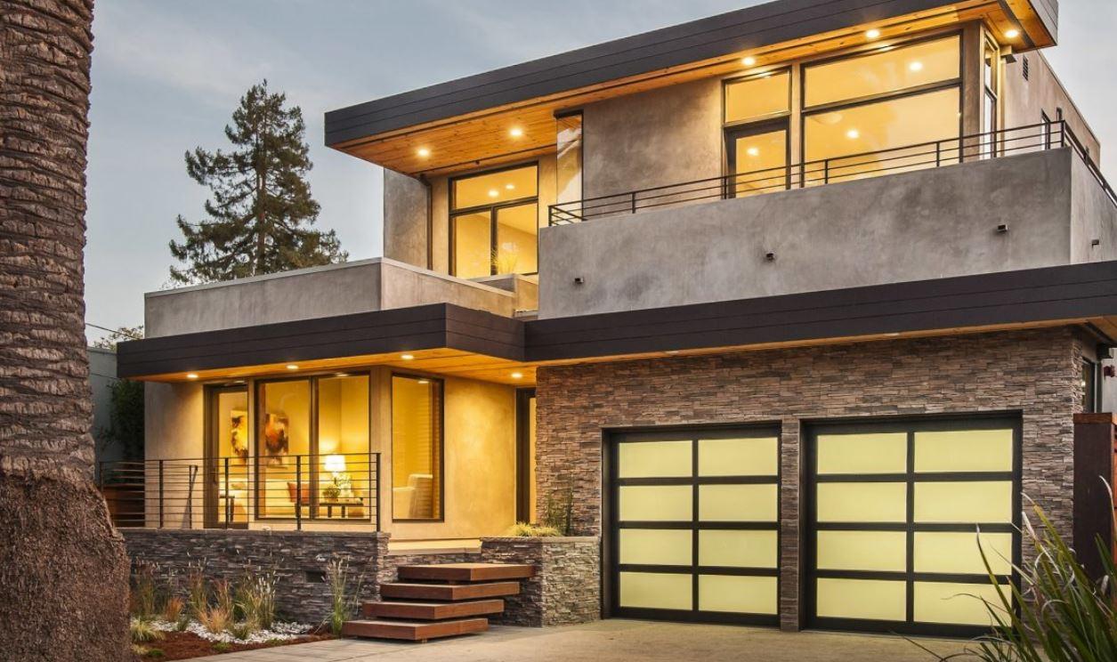Escaleras para exteriores - Disenos casas de madera ...