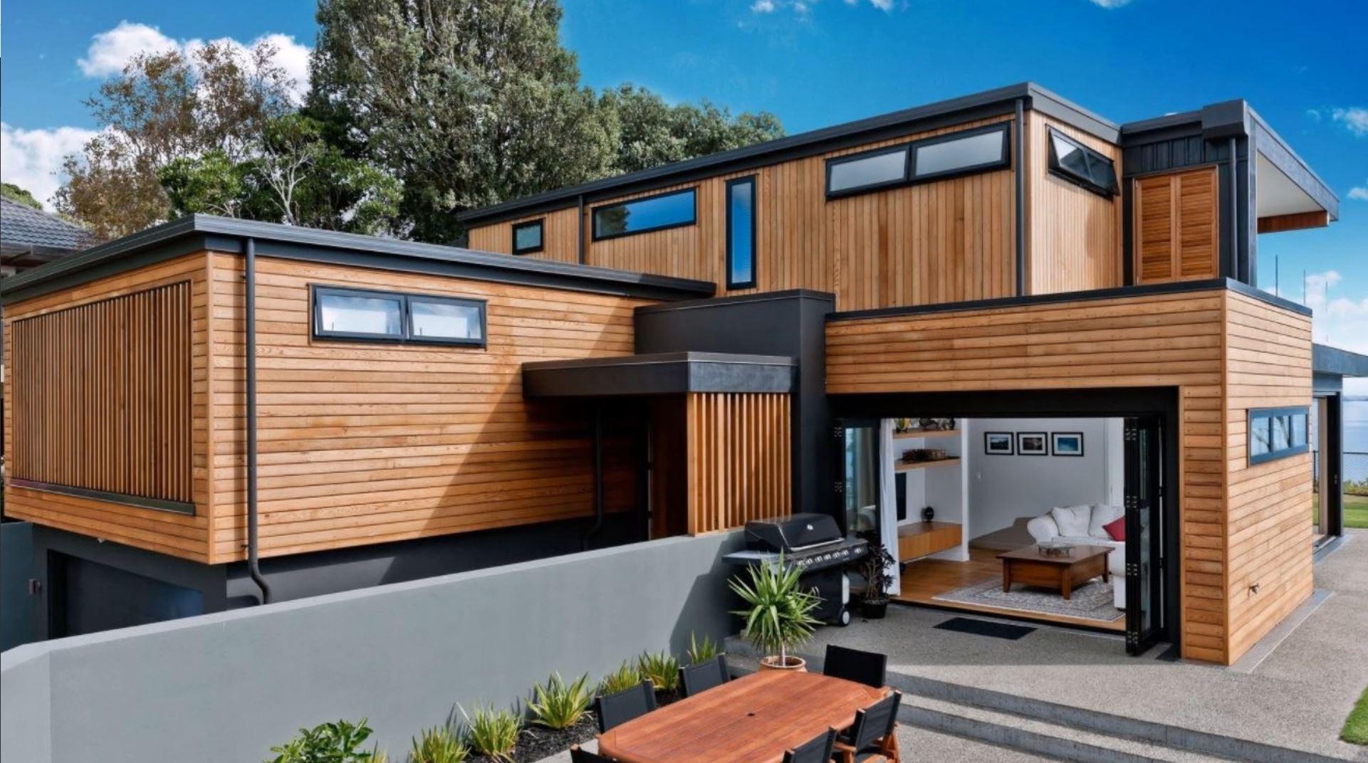 Fachadas de casas de madera - Modelos de casas rusticas ...