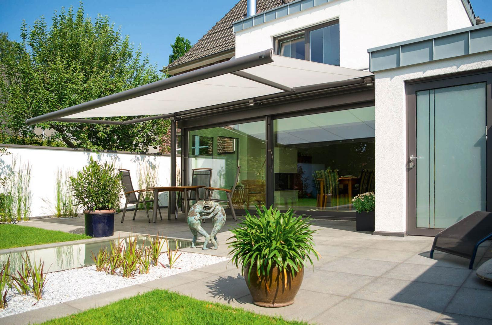 Patios terrazas y balcones - Toldos para terrazas ...