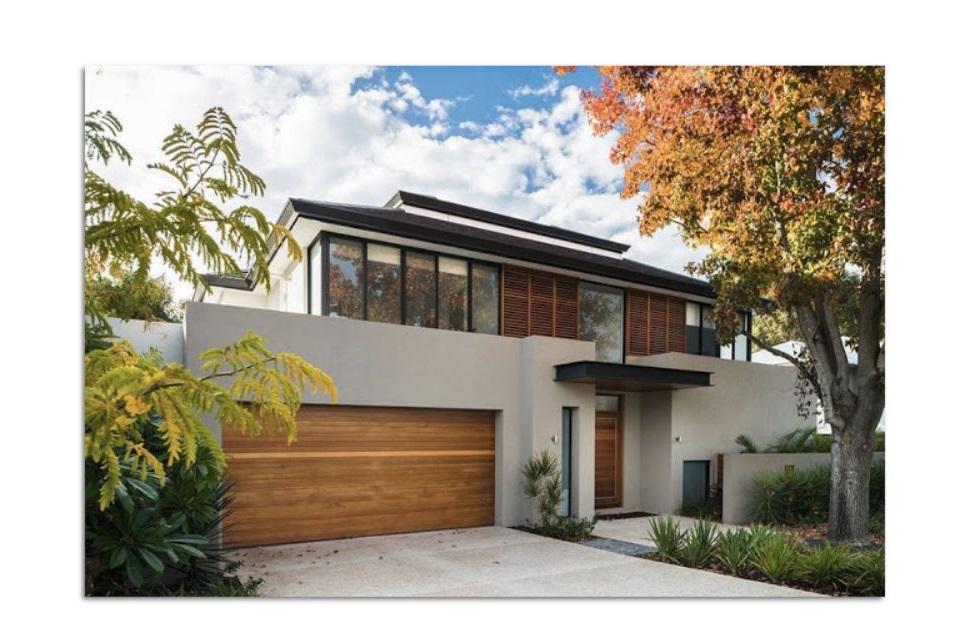 Fachadas de casas sencillas for Fachadas contemporaneas