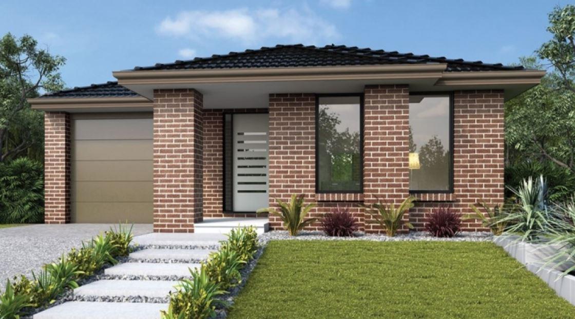 Fachadas de casas de 1 piso for Fachadas de casas de barrio