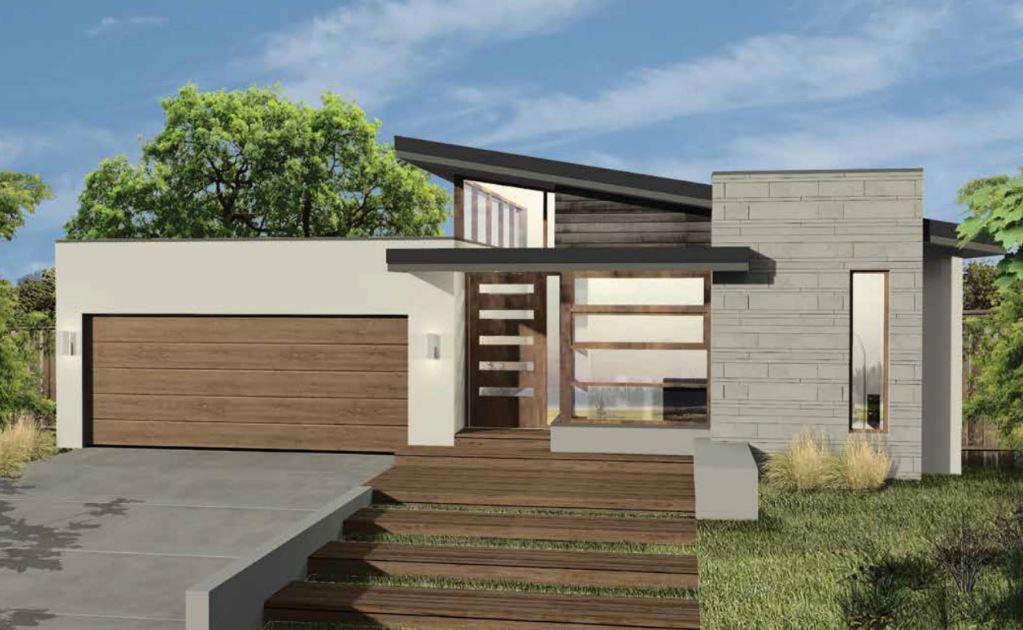 Ver fachadas de casas fachadas de casas estilos de for Fachadas de viviendas de una planta