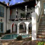 Imagenes de patios con arcos