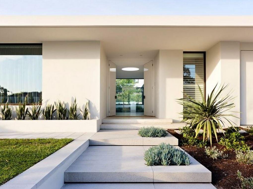 20 dise os de entradas para casas modernas - Entrada de casas modernas ...