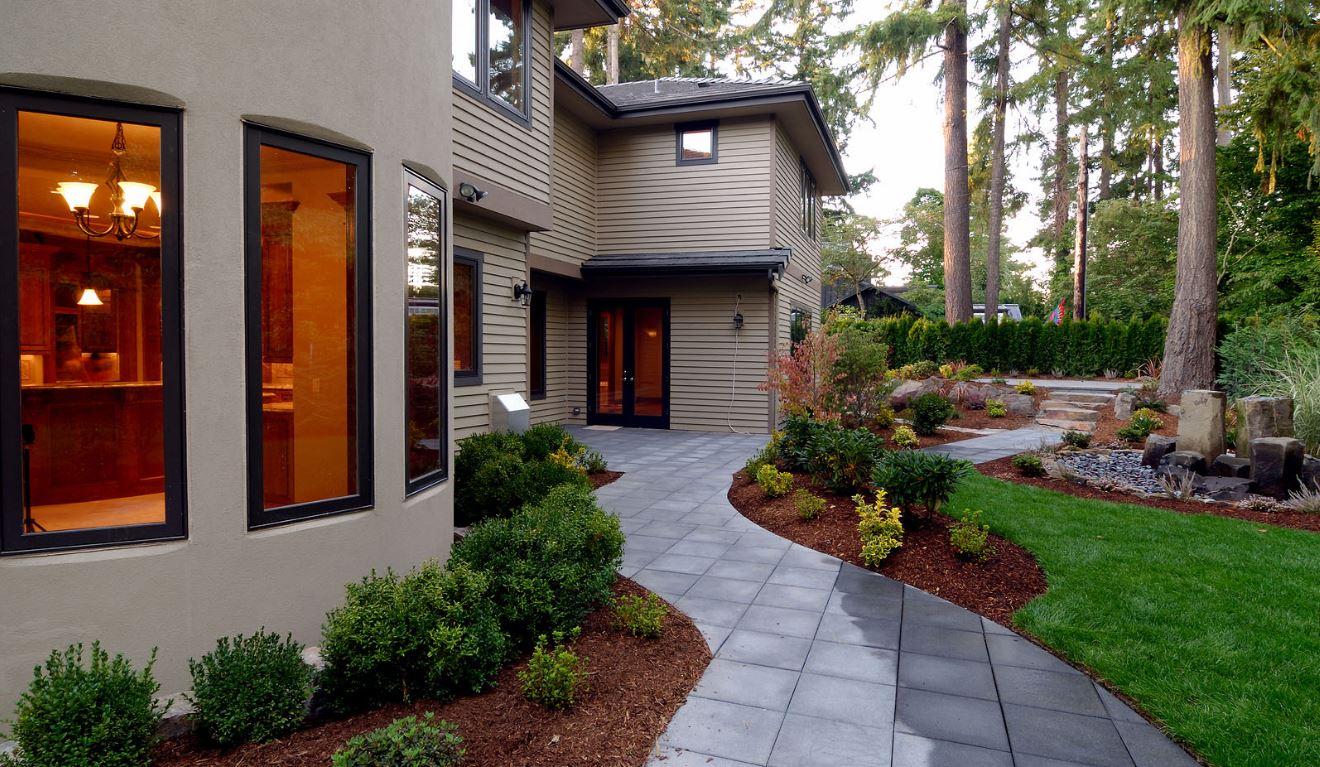 Entradas de casas modernas - Entrada de casas modernas ...