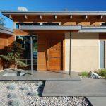 20 Diseños de entradas para casas modernas