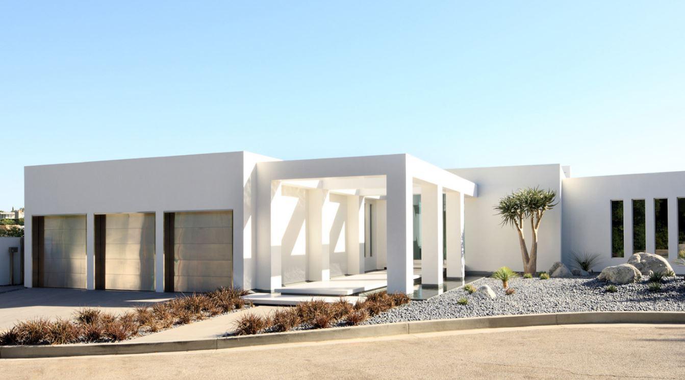 Entradas de casas modernas - Ideas para entradas de casa ...