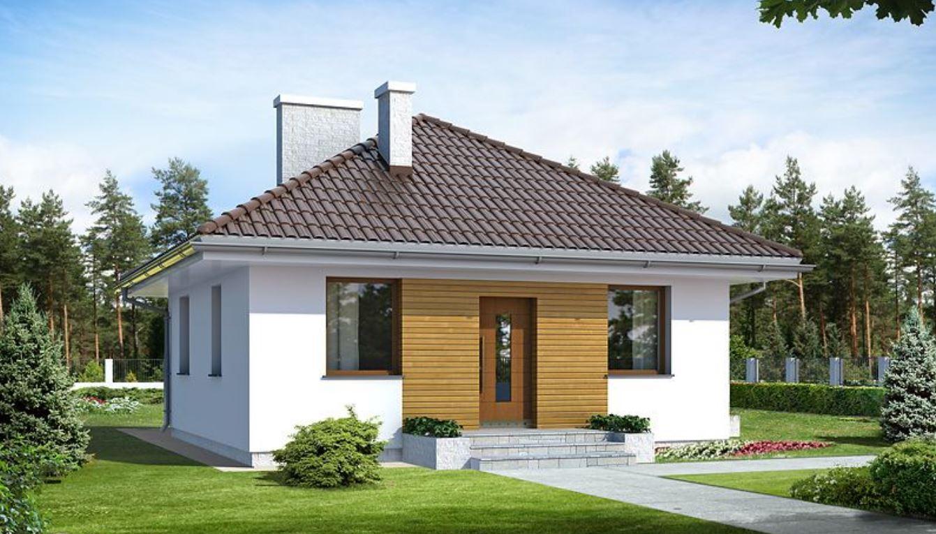15 casas sencillas sin cochera for Diseno de casa sencilla