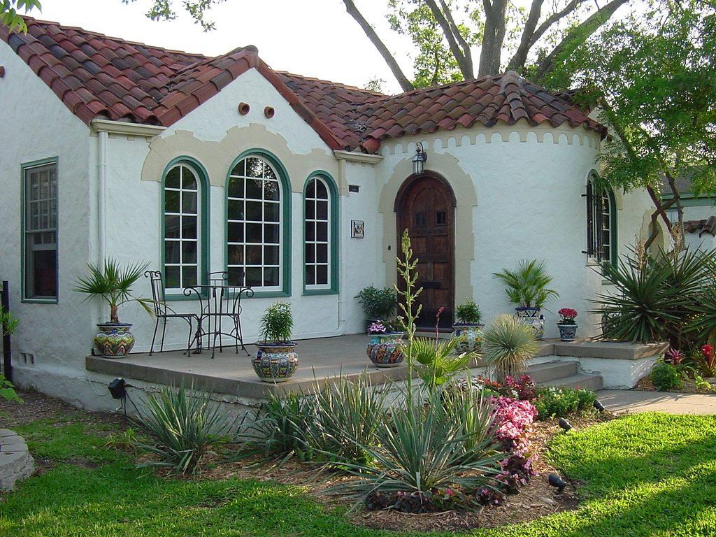 Casas con estilo colonial for Casas mi estilo