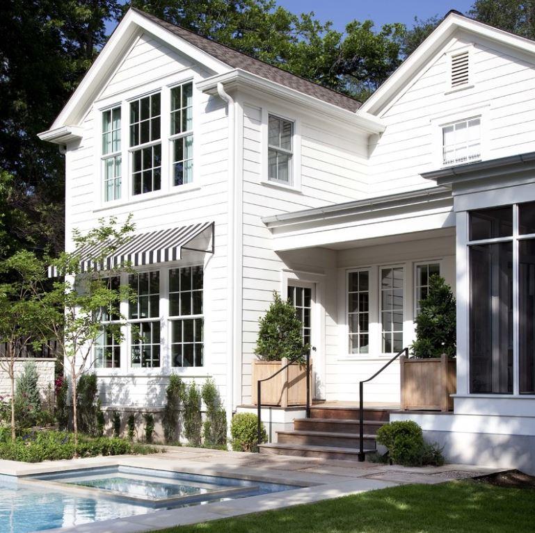Ver fachadas de casas fachadas de casas estilos de for Casas pintadas bonitas